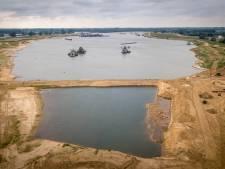 Gemeente kan slibstort Over de Maas niet stoppen