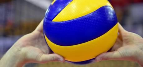 Volleyballers van Orion door naar halve finale van de bekercompetitie