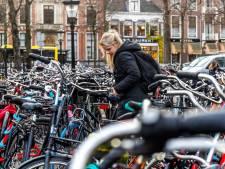 Utrechters negeren fietsenstalling als ze 'snel even' iets moeten in de stad
