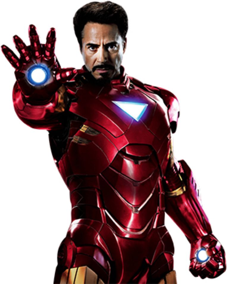Iron Man 2 Beeld RV