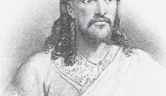 Tewodros II op haar na compleet