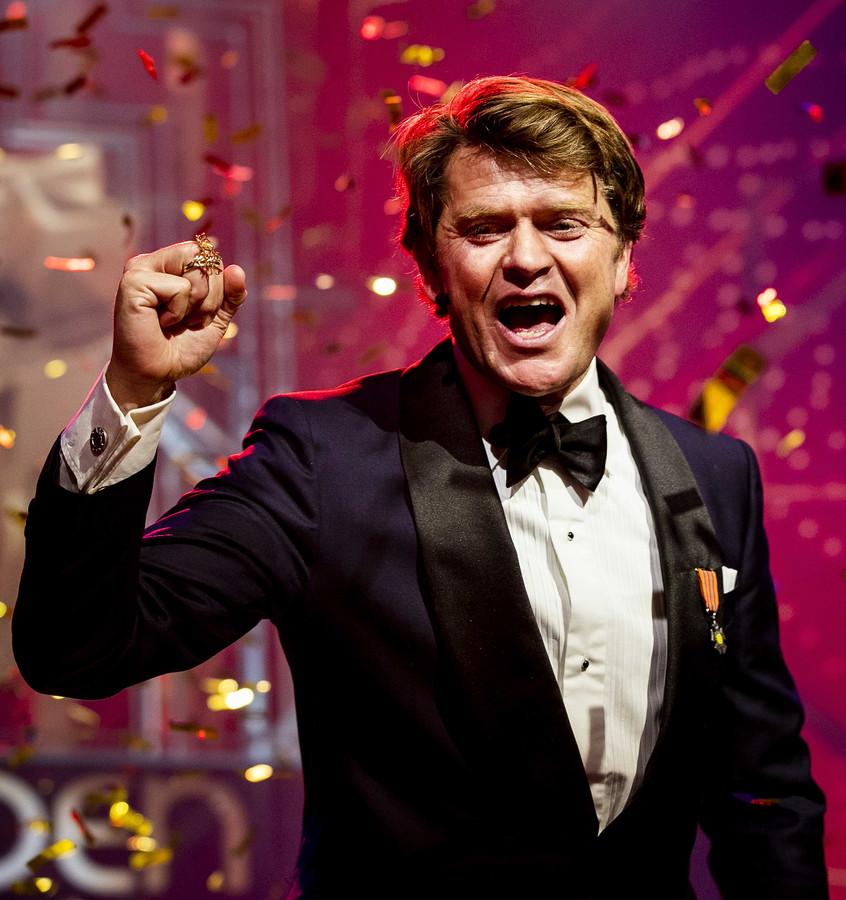 Beau van Erven Dorens is de winnaar van de Gouden Televizier-Ring 2018.