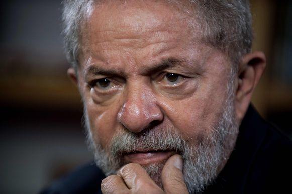 Oud-president Lula