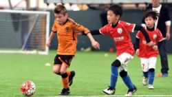 Voetbalwedstrijd jongens onder 9 jaar lokt meer dan half miljoen (!) kijkers