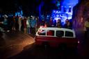 Bijzondere voertuigen tijdens de Kunstnacht.