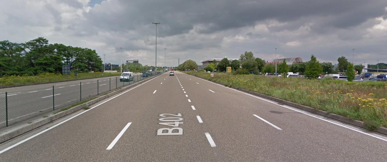 R4 richting Sint-Denijs-Westrem