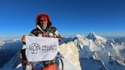Nepalees die 14 hoogste bergen in recordtijd beklom, zág de gevolgen van klimaatverandering