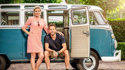 Tine en Guga gaan deze zomer opnieuw op zoek naar de perfecte vakantie