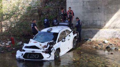 """Thierry Neuville na crash: """"Ongeval verandert niets aan manier van racen"""""""