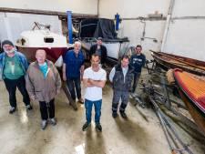 'Verwarde personen' bouwen aan bootjes bij Poortstad Watersport