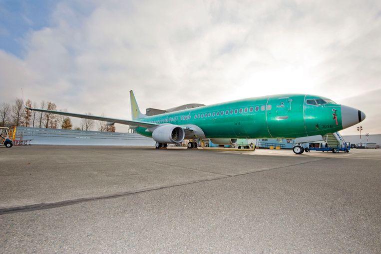 Een Boeing 737 Next Generation.