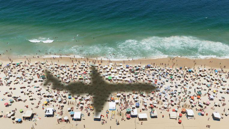 'Overtoerisme is een probleem van ons allemaal en wordt veroorzaakt door ons allemaal.' Beeld Getty Images