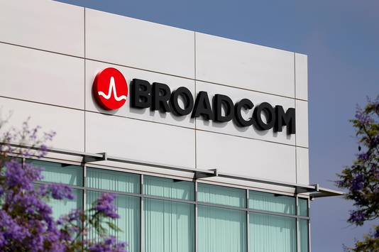 Chipmaker Broadcom is gevestigd in San Diego, Californië.