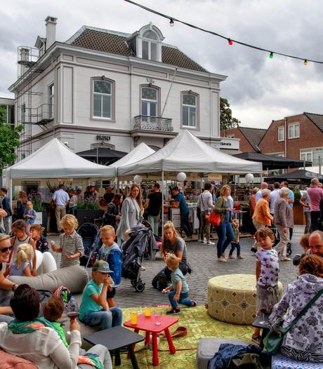 Organisatie Proef Rosmalen tevreden, maar 'hopelijk staat volgend jaar het plein ook vol'