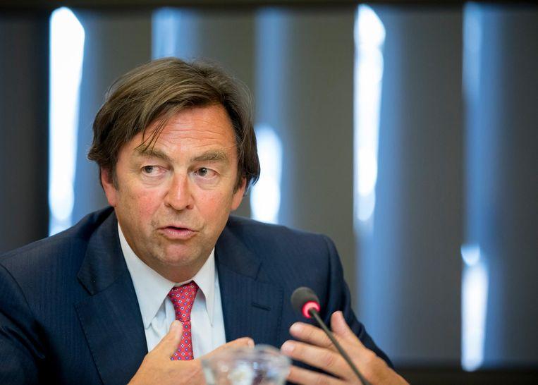 Voormalig Akzo-topman Hans Wijers Beeld anp