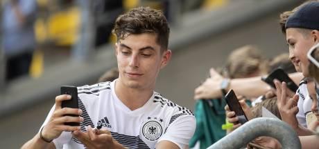 Havertz verlaat Mannschaft om Chelsea-transfer af te ronden