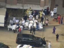 Politie Houston vindt geen schutter na ontruiming ziekenhuis