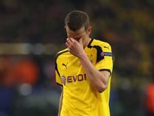 Dortmund hoopt op Bender tegen Monaco