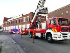 Opnieuw brand gesticht in leegstaande velgenfabriek Hayes-Lemmerzsite
