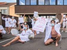 """Geneeskunde voor het Volk gaat uit de kleren: """"De strijd tegen corona heeft ons uitgeput, geef de zorgsector nu snel meer middelen"""""""