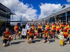Levende legendes rijden de Brabantse Ronde van Frankrijk