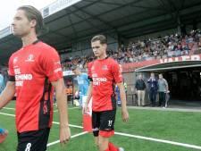 Sander Vereijken debuteert met basisplaats in betaald voetbal op '10'