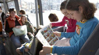 Met de tram naar de Boekenbeurs? Dan maak je kans op leuk cadeau dankzij de 'boekenschenkers'