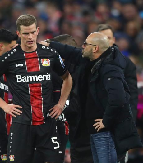 Bosz bescheiden na triomf in München: 'We hadden zeer, zeer veel geluk'