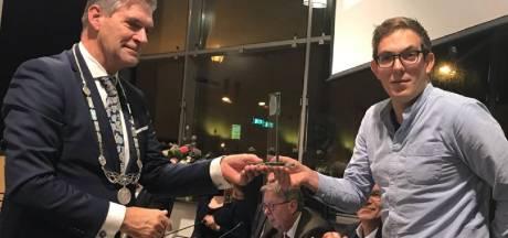Social media-skills bezorgen Tim Rooijakkers titel Raadslid van het Jaar