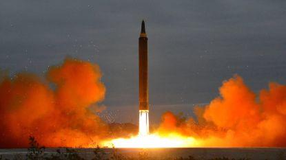Dropte Noord-Korea per ongeluk raket op eigen stad?