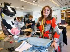 Léanne maakt kostuums The Masked Singer: 'Wij weten alleen de maten'