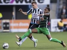 Breukers vervangt geblesseerde Droste tegen FC Groningen