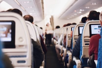 Is het einde van tv-schermen in het vliegtuig in zicht?