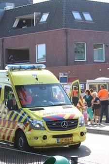 Man gewond door aanrijding in Boekel