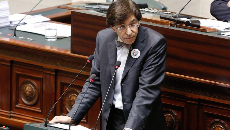 Premier Di Rupo.