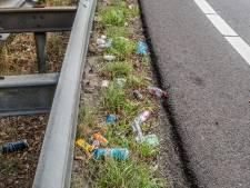 Geen Cleanup Day voor zwerfafval langs A12 en A20 bij Gouda 'Het is te gevaarlijk'