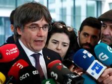 Catalaanse oud-premier meldt zich bij Belgische politie, maar geeft zich niet over