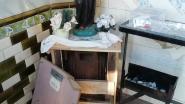 Dieven proberen offerblok Lourdeskapelletje open te breken