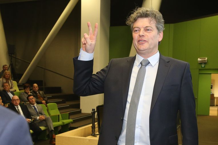 Bart Van Hulle.