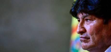 Rechter zet streep door politieke comeback Boliviaanse oud-president Morales