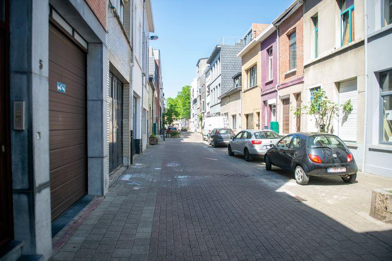 De Bloemstraat in Borgerhout wordt een tuinstraat.