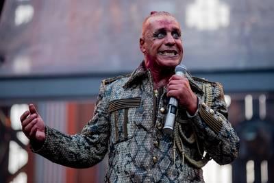 YouTube censureert clip van Rammstein-zanger Till Lindemann
