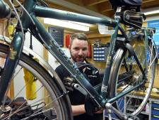 Gezocht: fietsenmaker, enige beperking geen bezwaar