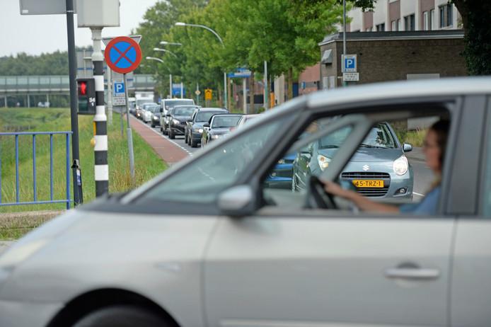 Vooral auto's zorgen voor meer lawaai dan was verwacht.