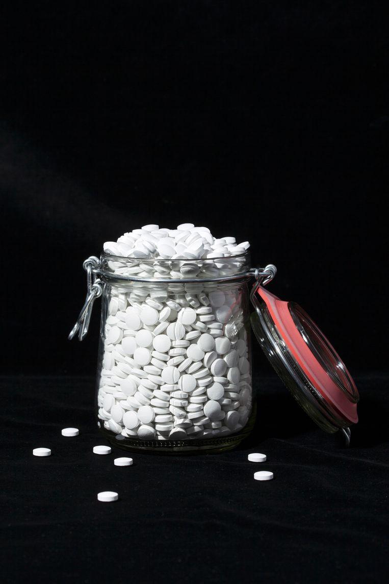 Bij een gebruik van meer dan 30 dagen stijgt de kans op verslaving aan oxycodon. Beeld Krista van der Niet