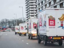 Picnic houdt rally: 'Utrechters willen heel graag in onze Picnickarretjes rijden'
