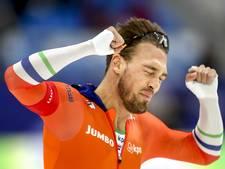 Ongenaakbare Nuis wint na 1000 ook 1500 meter