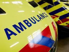 Twee gewonden na ongeval op de Schenkelweg in Spijkenisse