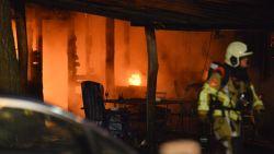 Twee kinderen komen om bij woningbrand tijdens logeerpartij net over Nederlandse grens