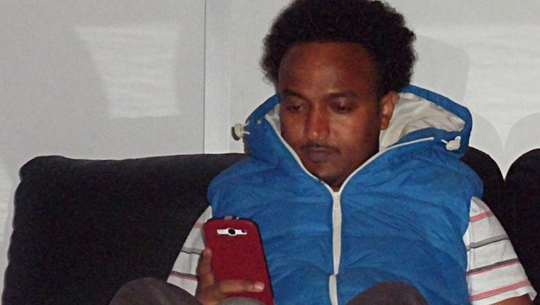 De 31-jarige Abdirahman 'Abdi' Hussein werd op 7 september 2013 doodgeschoten voor de Haardstee in Zuidoost. Hij was hoogstwaarschijnlijk een willekeurig slachtoffer. Beeld Opsporing Verzocht